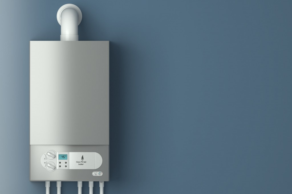 hot water boiler, no hot water