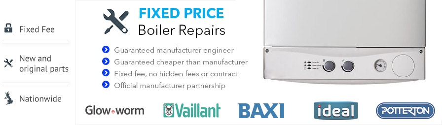 Fixed Price One Off Boiler Repairs