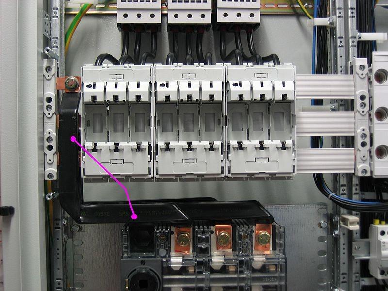 Electrical Appliance Breakdown, fusebox
