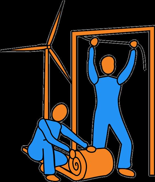 insulation, Green Deal Home Improvement Fund application