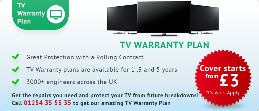 Tv Warranty Appliance Cover 24 7 Home Rescue