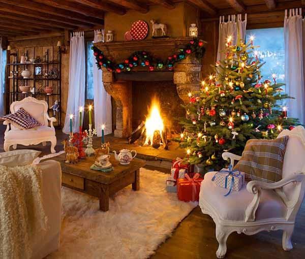 christmas home emergency