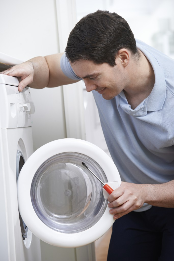 washing machine not spinning properly