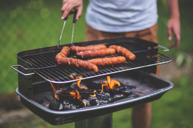 barbecue safety, gas emergencies