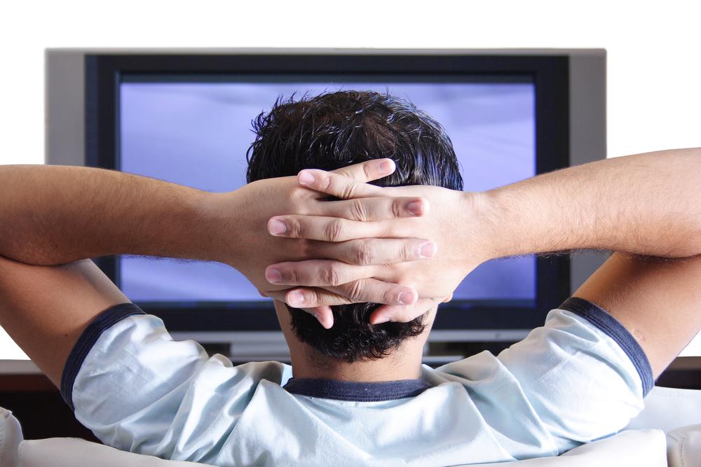 watching-tv, speedy broadband
