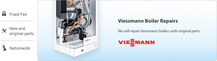 Viessmann boiler repairs