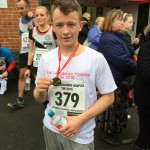 race charity medal 10k east lancashire hospice