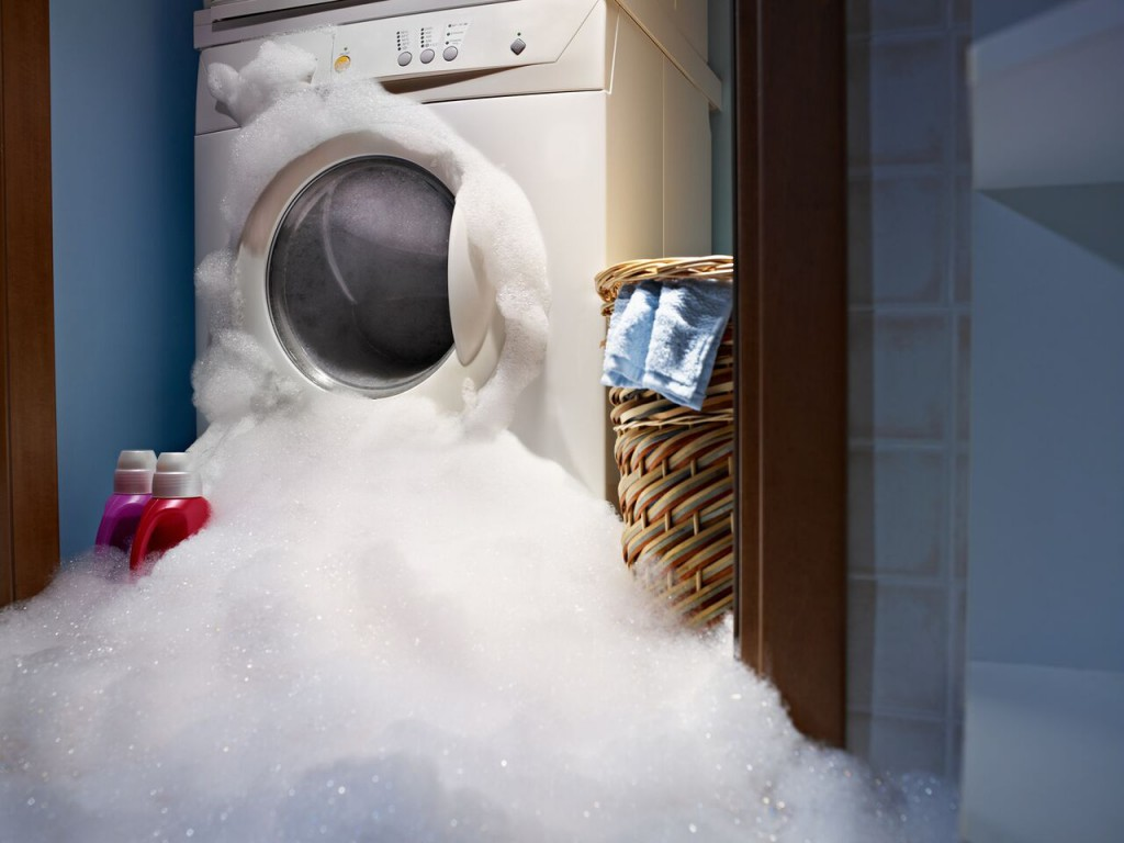 washing machine broken, washing machine smell