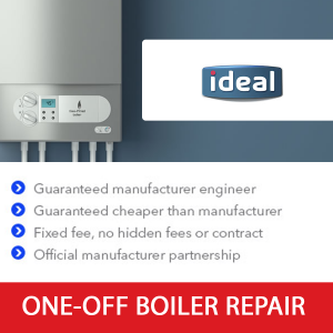 One Off Boiler Repair
